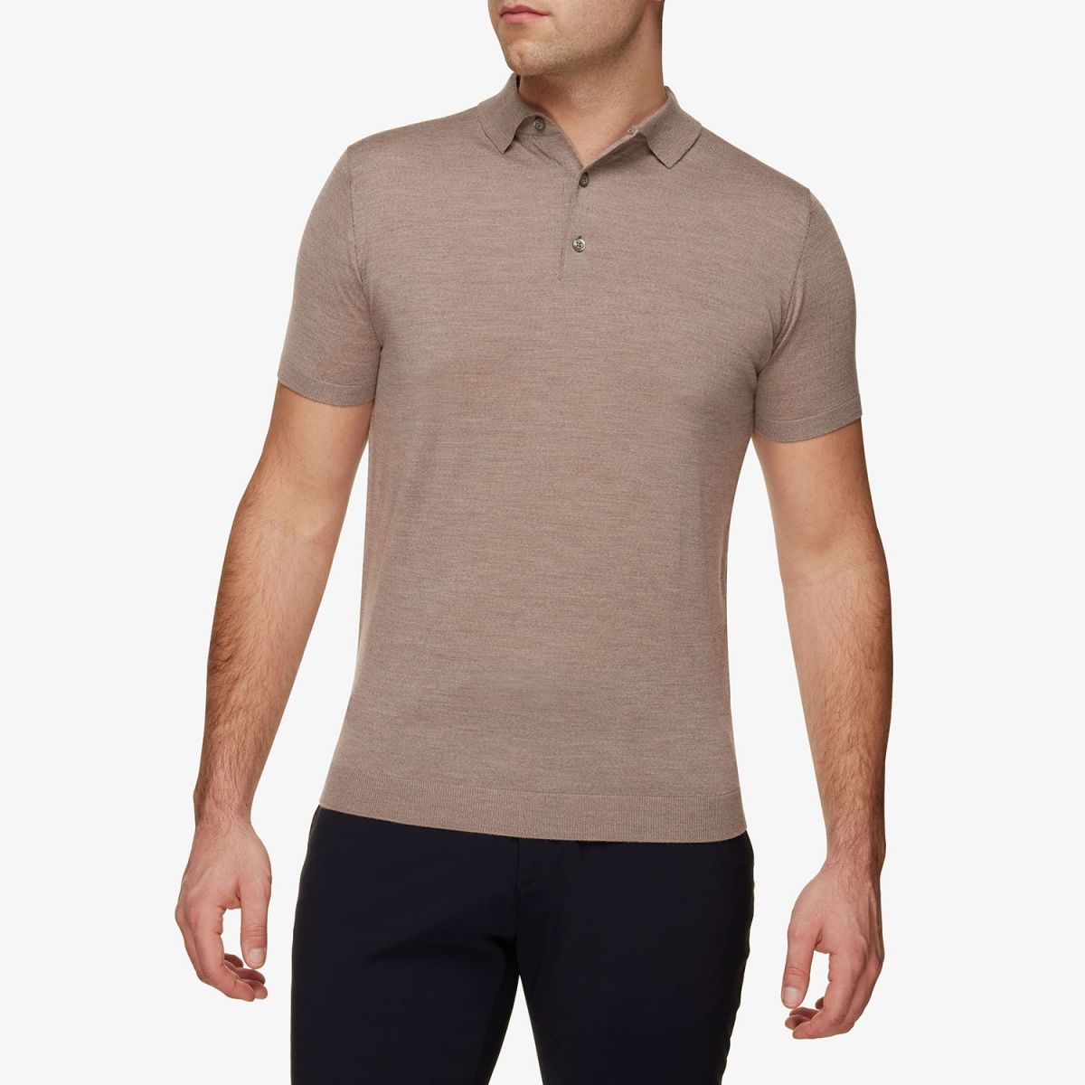 Gold Polo Beige